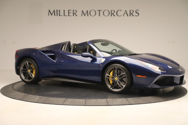 Used 2018 Ferrari 488 Spider for sale $289,900 at Bentley Greenwich in Greenwich CT 06830 10