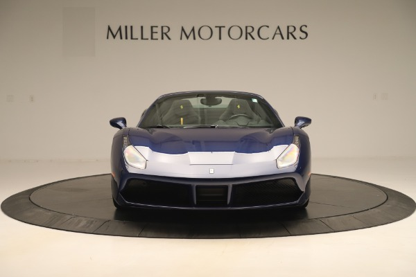 Used 2018 Ferrari 488 Spider for sale $289,900 at Bentley Greenwich in Greenwich CT 06830 12