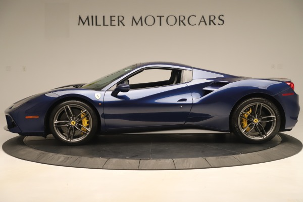 Used 2018 Ferrari 488 Spider for sale $289,900 at Bentley Greenwich in Greenwich CT 06830 14