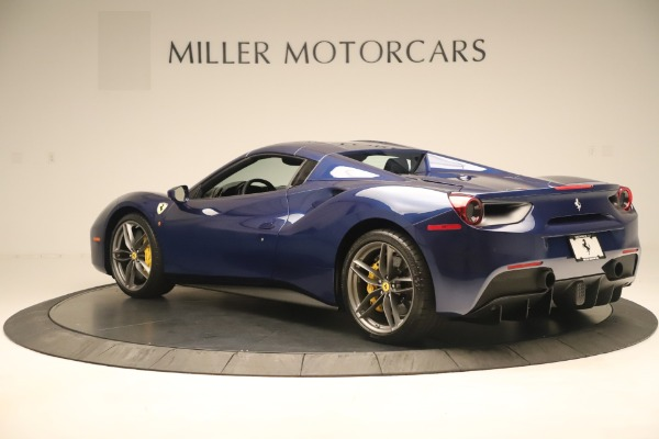 Used 2018 Ferrari 488 Spider for sale $289,900 at Bentley Greenwich in Greenwich CT 06830 15