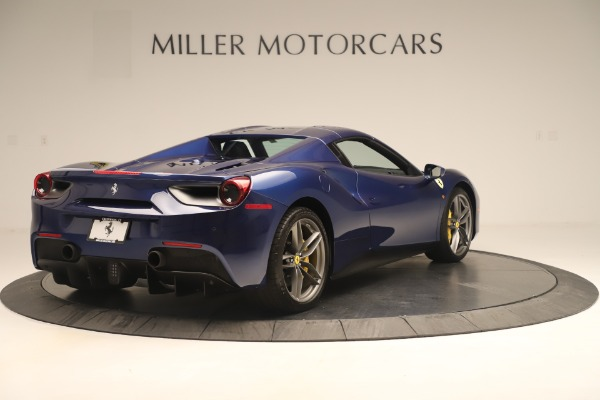Used 2018 Ferrari 488 Spider for sale $289,900 at Bentley Greenwich in Greenwich CT 06830 16