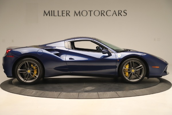 Used 2018 Ferrari 488 Spider for sale $289,900 at Bentley Greenwich in Greenwich CT 06830 17