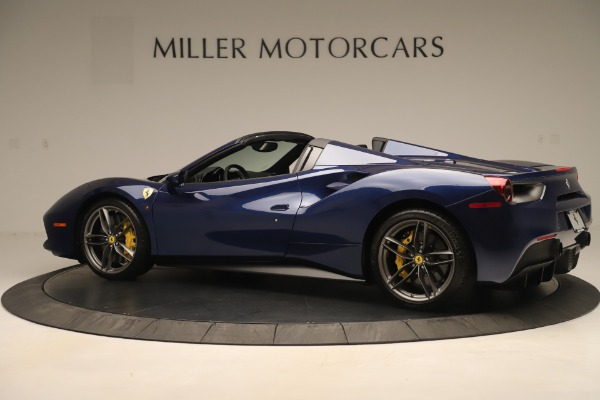 Used 2018 Ferrari 488 Spider for sale $289,900 at Bentley Greenwich in Greenwich CT 06830 4