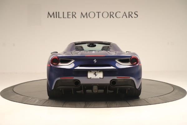 Used 2018 Ferrari 488 Spider for sale $289,900 at Bentley Greenwich in Greenwich CT 06830 6