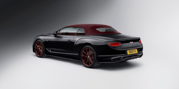 New 2020 Bentley Continental GTC W12 Number 1 Edition by Mulliner for sale Sold at Bentley Greenwich in Greenwich CT 06830 2