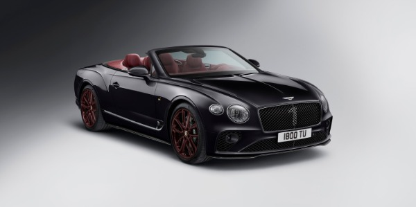 New 2020 Bentley Continental GTC W12 Number 1 Edition by Mulliner for sale Sold at Bentley Greenwich in Greenwich CT 06830 3