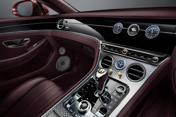 New 2020 Bentley Continental GTC W12 Number 1 Edition by Mulliner for sale Sold at Bentley Greenwich in Greenwich CT 06830 4