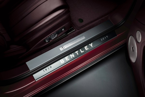 New 2020 Bentley Continental GTC W12 Number 1 Edition by Mulliner for sale Sold at Bentley Greenwich in Greenwich CT 06830 6