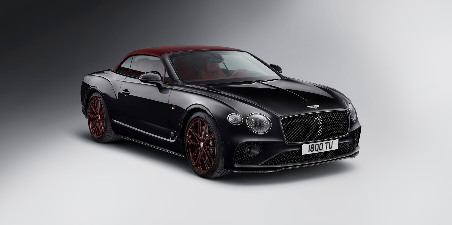 New 2020 Bentley Continental GTC W12 Number 1 Edition by Mulliner for sale Sold at Bentley Greenwich in Greenwich CT 06830 1