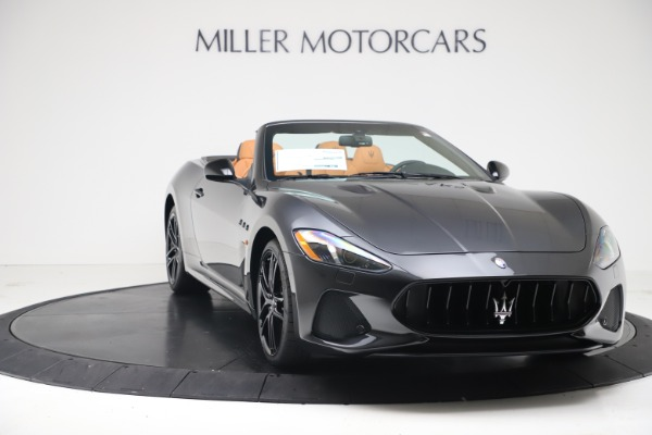 New 2019 Maserati GranTurismo MC Convertible for sale Sold at Bentley Greenwich in Greenwich CT 06830 11