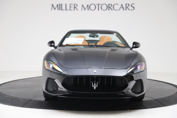 New 2019 Maserati GranTurismo MC Convertible for sale Sold at Bentley Greenwich in Greenwich CT 06830 12