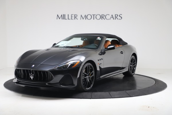 New 2019 Maserati GranTurismo MC Convertible for sale Sold at Bentley Greenwich in Greenwich CT 06830 13