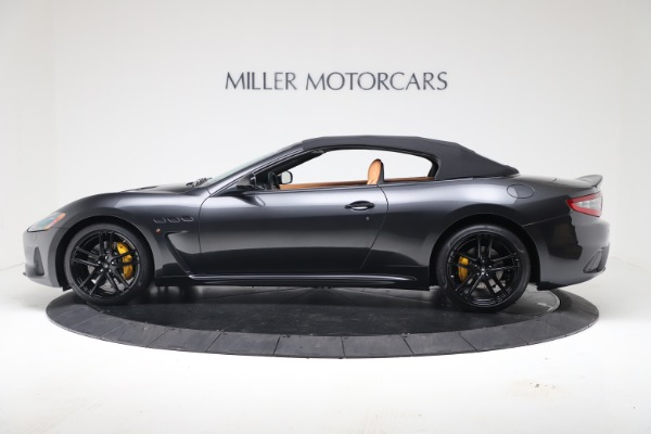 New 2019 Maserati GranTurismo MC Convertible for sale Sold at Bentley Greenwich in Greenwich CT 06830 14