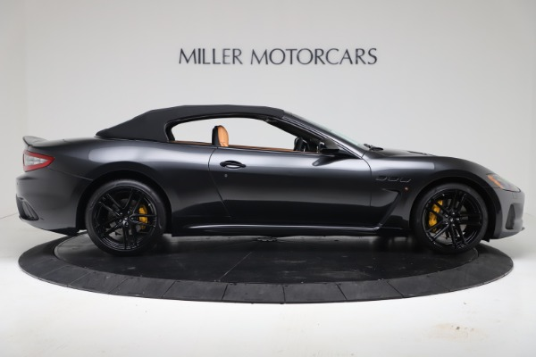 New 2019 Maserati GranTurismo MC Convertible for sale Sold at Bentley Greenwich in Greenwich CT 06830 17