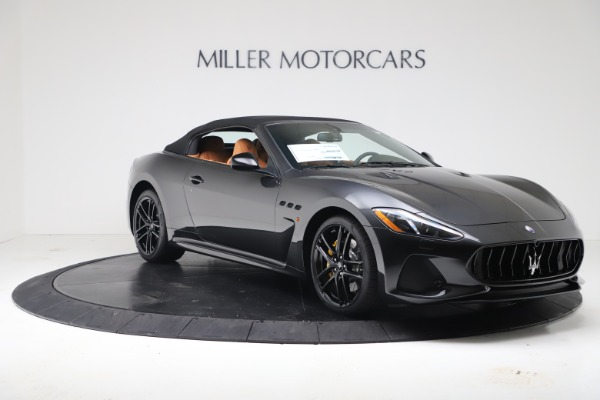 New 2019 Maserati GranTurismo MC Convertible for sale Sold at Bentley Greenwich in Greenwich CT 06830 18