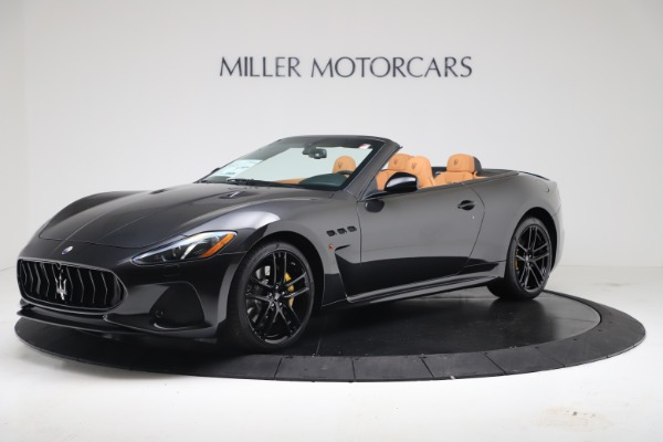 New 2019 Maserati GranTurismo MC Convertible for sale Sold at Bentley Greenwich in Greenwich CT 06830 2