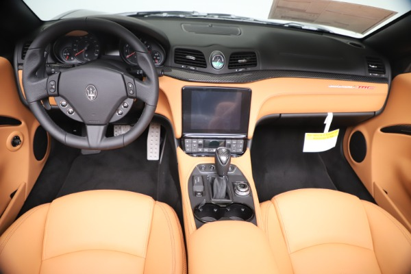 New 2019 Maserati GranTurismo MC Convertible for sale Sold at Bentley Greenwich in Greenwich CT 06830 22