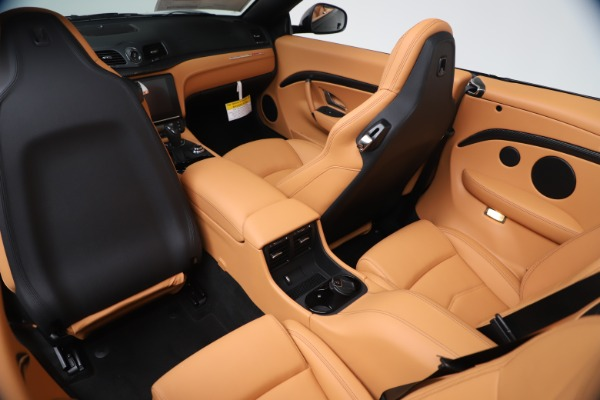 New 2019 Maserati GranTurismo MC Convertible for sale Sold at Bentley Greenwich in Greenwich CT 06830 25