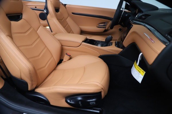 New 2019 Maserati GranTurismo MC Convertible for sale Sold at Bentley Greenwich in Greenwich CT 06830 28