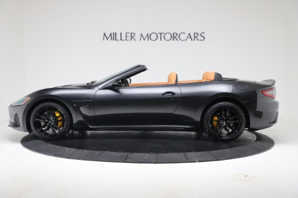 New 2019 Maserati GranTurismo MC Convertible for sale Sold at Bentley Greenwich in Greenwich CT 06830 3