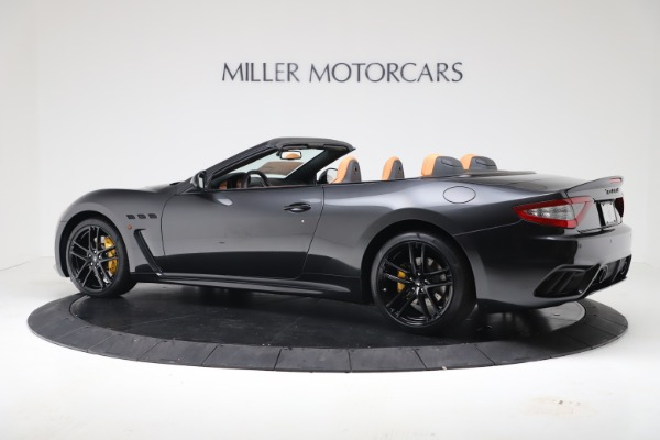 New 2019 Maserati GranTurismo MC Convertible for sale Sold at Bentley Greenwich in Greenwich CT 06830 4