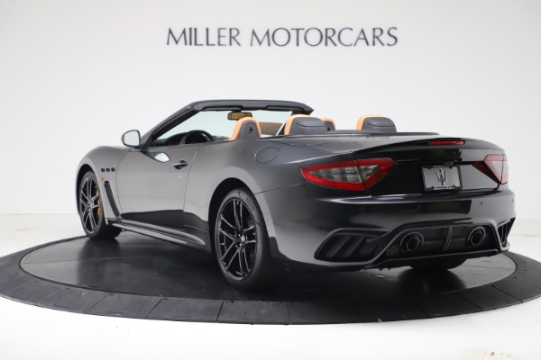 New 2019 Maserati GranTurismo MC Convertible for sale Sold at Bentley Greenwich in Greenwich CT 06830 5