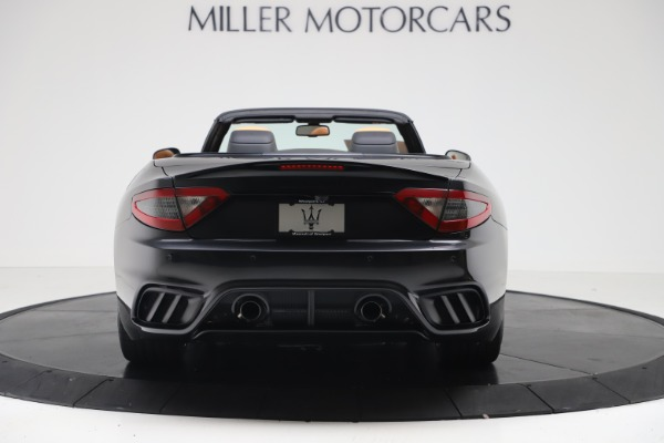 New 2019 Maserati GranTurismo MC Convertible for sale Sold at Bentley Greenwich in Greenwich CT 06830 6