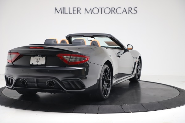 New 2019 Maserati GranTurismo MC Convertible for sale Sold at Bentley Greenwich in Greenwich CT 06830 7