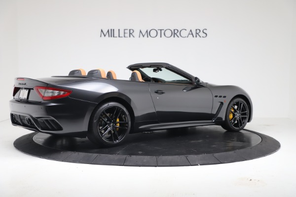 New 2019 Maserati GranTurismo MC Convertible for sale Sold at Bentley Greenwich in Greenwich CT 06830 8