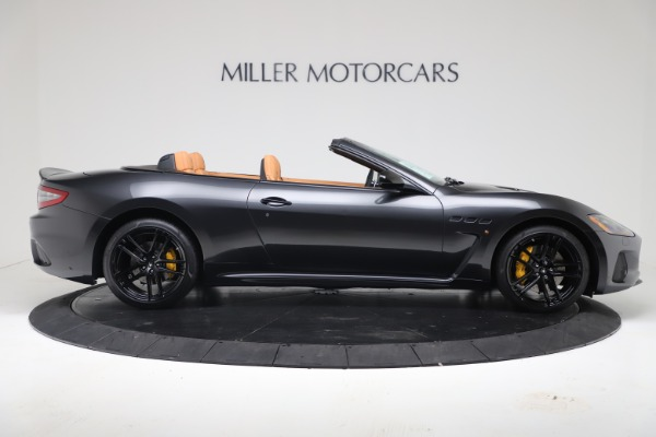 New 2019 Maserati GranTurismo MC Convertible for sale Sold at Bentley Greenwich in Greenwich CT 06830 9