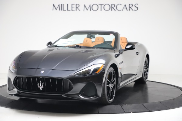 New 2019 Maserati GranTurismo MC Convertible for sale Sold at Bentley Greenwich in Greenwich CT 06830 1