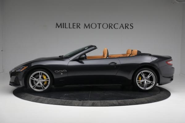 New 2019 Maserati GranTurismo Sport Convertible for sale $164,075 at Bentley Greenwich in Greenwich CT 06830 12