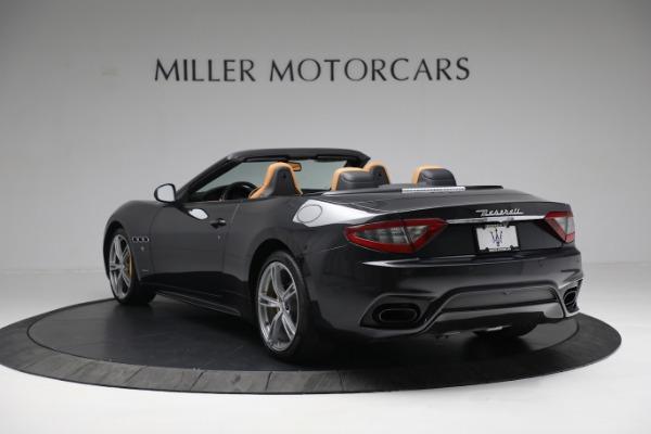 New 2019 Maserati GranTurismo Sport Convertible for sale $164,075 at Bentley Greenwich in Greenwich CT 06830 13