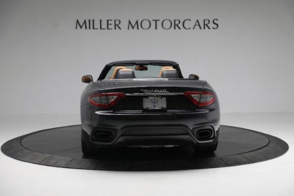 New 2019 Maserati GranTurismo Sport Convertible for sale $164,075 at Bentley Greenwich in Greenwich CT 06830 14