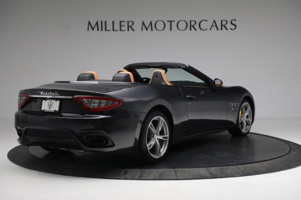 New 2019 Maserati GranTurismo Sport Convertible for sale $164,075 at Bentley Greenwich in Greenwich CT 06830 15