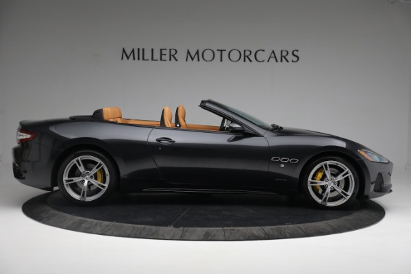 New 2019 Maserati GranTurismo Sport Convertible for sale $164,075 at Bentley Greenwich in Greenwich CT 06830 16