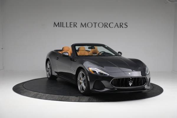 New 2019 Maserati GranTurismo Sport Convertible for sale $164,075 at Bentley Greenwich in Greenwich CT 06830 17