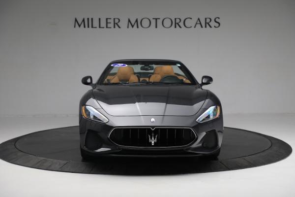 New 2019 Maserati GranTurismo Sport Convertible for sale $164,075 at Bentley Greenwich in Greenwich CT 06830 18
