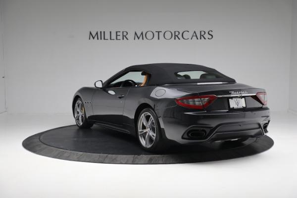 New 2019 Maserati GranTurismo Sport Convertible for sale $164,075 at Bentley Greenwich in Greenwich CT 06830 4