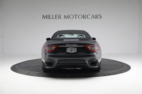 New 2019 Maserati GranTurismo Sport Convertible for sale $164,075 at Bentley Greenwich in Greenwich CT 06830 5