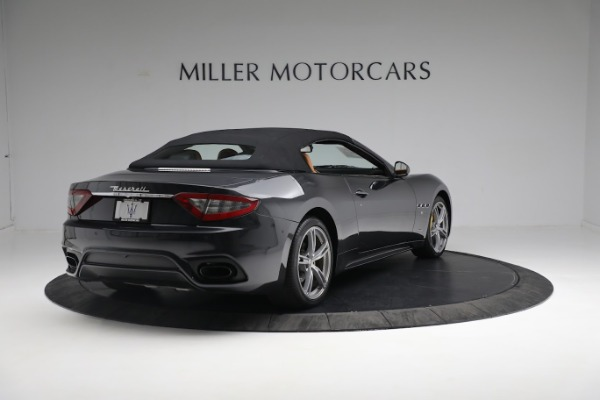 New 2019 Maserati GranTurismo Sport Convertible for sale $164,075 at Bentley Greenwich in Greenwich CT 06830 6