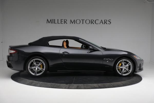 New 2019 Maserati GranTurismo Sport Convertible for sale $164,075 at Bentley Greenwich in Greenwich CT 06830 7
