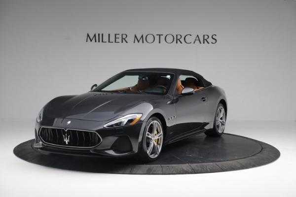 New 2019 Maserati GranTurismo Sport Convertible for sale $164,075 at Bentley Greenwich in Greenwich CT 06830 1