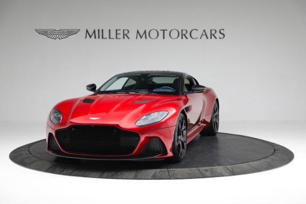 Used 2019 Aston Martin DBS Superleggera for sale $259,900 at Bentley Greenwich in Greenwich CT 06830 12