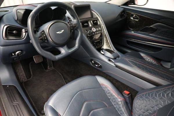 Used 2019 Aston Martin DBS Superleggera for sale $259,900 at Bentley Greenwich in Greenwich CT 06830 13