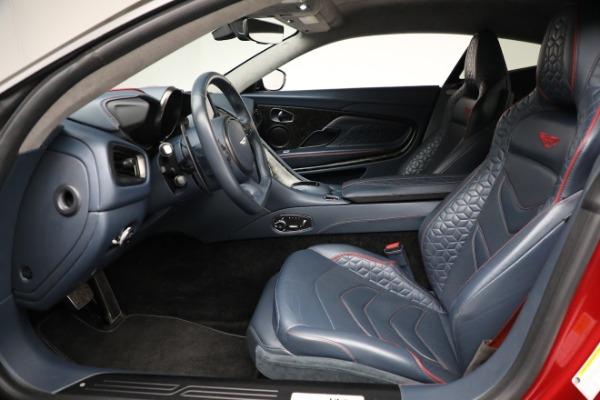 Used 2019 Aston Martin DBS Superleggera for sale $259,900 at Bentley Greenwich in Greenwich CT 06830 14