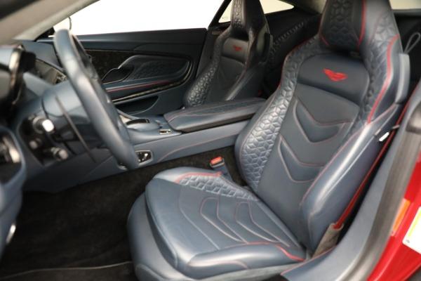 Used 2019 Aston Martin DBS Superleggera for sale $259,900 at Bentley Greenwich in Greenwich CT 06830 19
