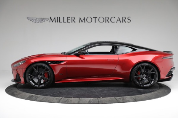 Used 2019 Aston Martin DBS Superleggera for sale $259,900 at Bentley Greenwich in Greenwich CT 06830 2