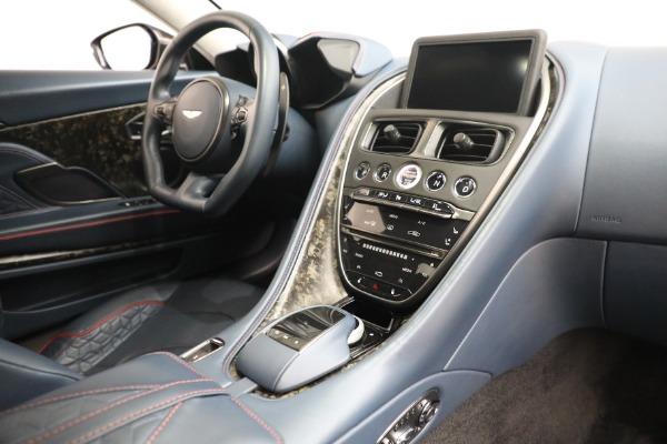 Used 2019 Aston Martin DBS Superleggera for sale $259,900 at Bentley Greenwich in Greenwich CT 06830 22