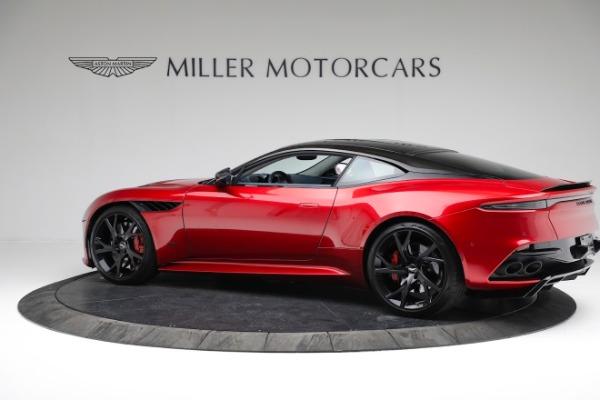 Used 2019 Aston Martin DBS Superleggera for sale $259,900 at Bentley Greenwich in Greenwich CT 06830 3